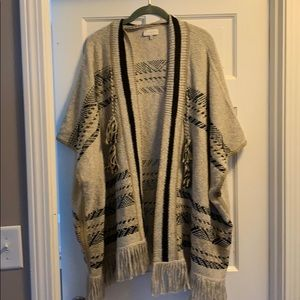Lucky Brand sweater-size xs/s